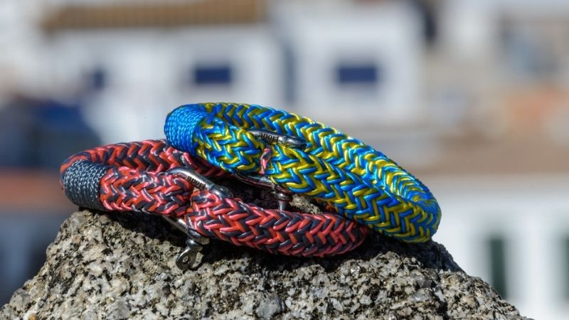 Cómo se fabrican las pulseras náuticas de Aport